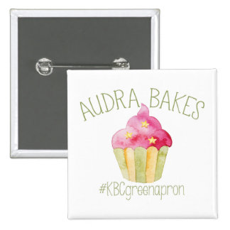 KBC Audra Bakes Square Button