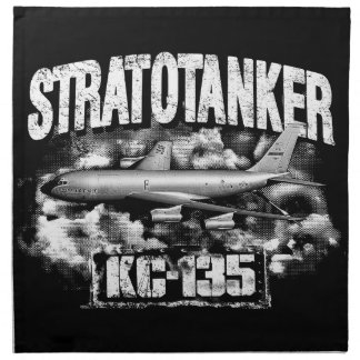 KC-135 Stratotanker Cloth Napkin