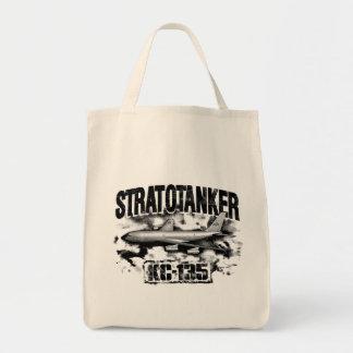 KC-135 Stratotanker Grocery Tote Tote Bag