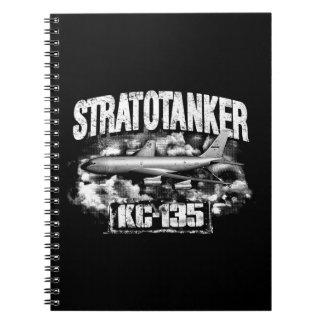 KC-135 Stratotanker Spiral Photo Notebook