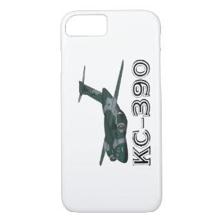 KC-390 3d Brazilian Air Force iPhone 7 Case