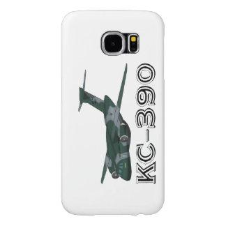KC-390 3d Brazilian Air Force Samsung Galaxy S6 Cases