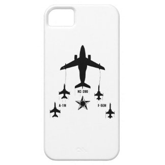KC-390 - A-1M - F-5EM Brazilian Air Force iPhone 5 Cover