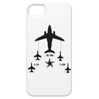 KC-390 - A-1M - F-5EM Brazilian Air Force iPhone 5 Covers
