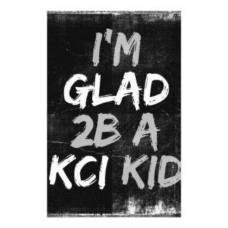 KCI KID STATIONERY DESIGN
