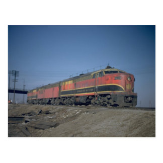 KCS Fairbanks-Morse 'Erie built' Postcard