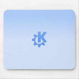 KDE Blue Mouse Pad