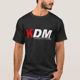 KDM Hear & Seoul Dark T-Shirt