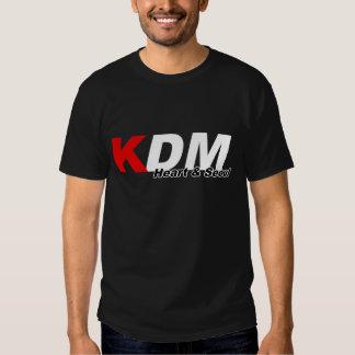 KDM Hear & Seoul Dark Tshirts