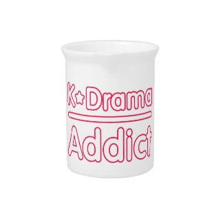 KDrama Addict Beverage Pitcher
