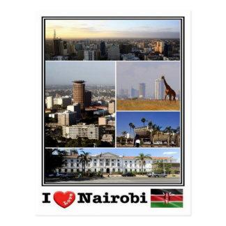 KE Kenia - Nairobi - Postcard
