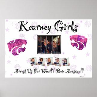 Kearney Girls Poster