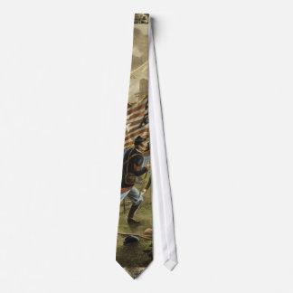 Kearny's Charge Tie