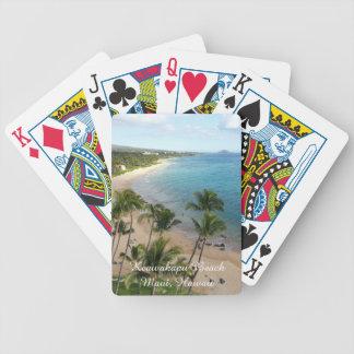 Keawakapu Beach - Maui, Hawaii | Playing Cards