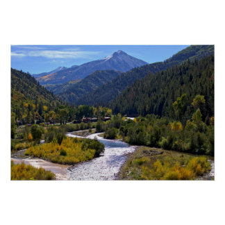 Kebler Pass, Colorado Poster