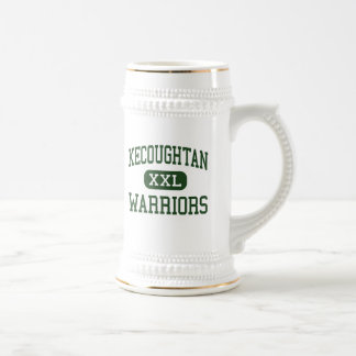 Kecoughtan - Warriors - High - Hampton Virginia Beer Stein