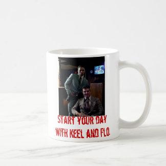 KeelandFlo.com idiot mug