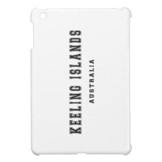 Keeling Islands Australia iPad Mini Cover