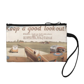 Keep a good look out coin wallets