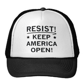 Keep America Open Cap