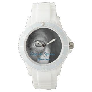 Keep an Eye on ... the time - Sporty Stylie ! Wristwatch
