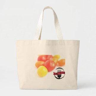 KEEP AUSTIN EATIN' HEIRLOOM TOMATO Tote Bag