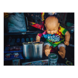 Keep Austin Weird Toy Photo