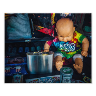 Keep Austin Weird Toy Photographic Print