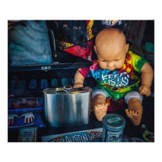 Keep Austin Weird Toy Photo Print