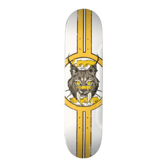 Keep Aware · Lynx 20.6 Cm Skateboard Deck