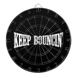 Keep Bouncin' Dartboard