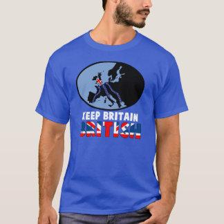 Keep Britain British T-Shirt