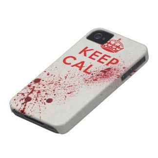 Keep Cal..Bang! Iphone 4/4s Case