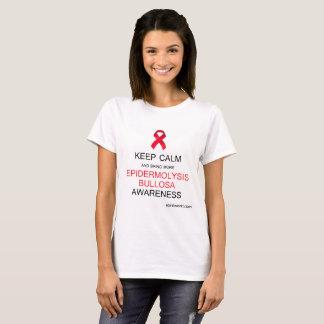 Keep Calm 4 Epidermolysis Bullosa Awareness Shirt