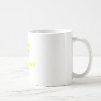 Keep Calm and Basketball On Coffee Mug
