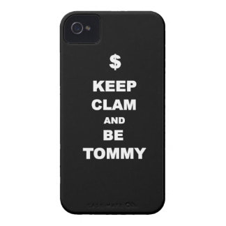 Keep Calm and be WHO YOU ARE! iPhone 4 Covers
