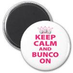 Keep Calm and Bunco On Design