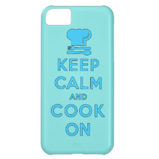 keep calm and cook cooking bake baking chef food n iPhone 5C case
