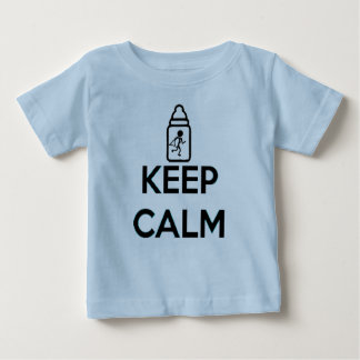 Keep Calm and Crawl On - Twin A Baby T-Shirt