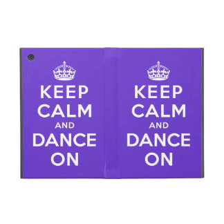Keep Calm and Dance On Covers For iPad Mini