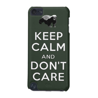 Keep Calm and Don t Care iPod Touch 5G Covers