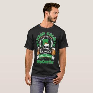 Keep Calm And Drink Like Mccarthy St Patrick Irish T-Shirt