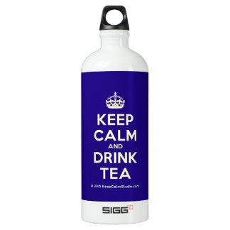 Keep Calm and Drink Tea SIGG Traveller 1.0L Water Bottle