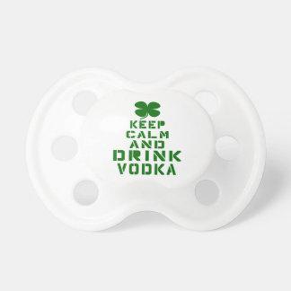 Keep Calm And Drink Vodka. Dummy