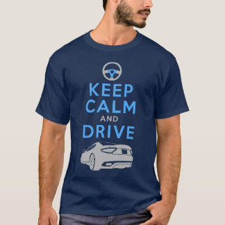 Keep Calm and Drive -GranTurismo- /version2 T-Shirt