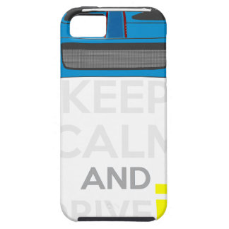Keep Calm and Drive IT - cod. 1967GT40 iPhone 5 Covers