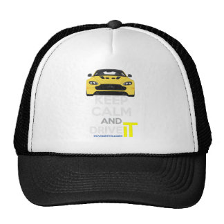 Keep Calm and Drive IT - cod. A-SVantageS Cap