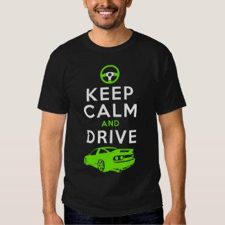 Keep Calm and Drive -S13- /version2 Tee Shirts