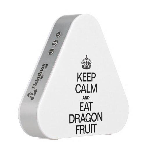 KEEP CALM AND EAT DOUGHNUTS SPEAKER