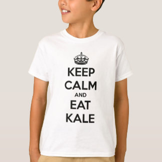 KEEP CALM AND EAT KALE T-Shirt